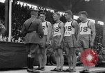 Image of American athletes Joinville Le Pont France, 1919, second 45 stock footage video 65675051377