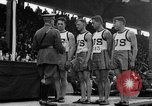 Image of American athletes Joinville Le Pont France, 1919, second 49 stock footage video 65675051377