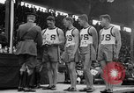 Image of American athletes Joinville Le Pont France, 1919, second 53 stock footage video 65675051377