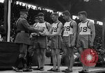 Image of American athletes Joinville Le Pont France, 1919, second 56 stock footage video 65675051377