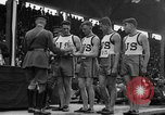 Image of American athletes Joinville Le Pont France, 1919, second 57 stock footage video 65675051377