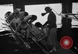 Image of shell boat crew Wellesley Massachusetts USA, 1936, second 13 stock footage video 65675051380