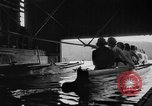 Image of shell boat crew Wellesley Massachusetts USA, 1936, second 16 stock footage video 65675051380