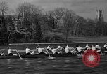 Image of shell boat crew Wellesley Massachusetts USA, 1936, second 46 stock footage video 65675051380