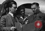 Image of Dick Merrill New York United States USA, 1937, second 20 stock footage video 65675051403