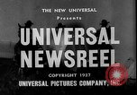 Image of caskets New York United States USA, 1937, second 17 stock footage video 65675051407