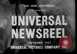 Image of caskets New York United States USA, 1937, second 21 stock footage video 65675051407