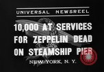 Image of caskets New York United States USA, 1937, second 40 stock footage video 65675051407