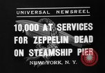 Image of caskets New York United States USA, 1937, second 42 stock footage video 65675051407