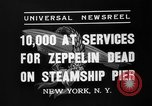 Image of caskets New York United States USA, 1937, second 43 stock footage video 65675051407