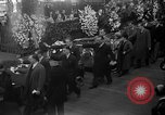 Image of caskets New York United States USA, 1937, second 53 stock footage video 65675051407