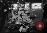 Image of caskets New York United States USA, 1937, second 58 stock footage video 65675051407
