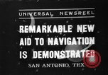 Image of Hagner position finder San Antonio Texas USA, 1937, second 1 stock footage video 65675051411