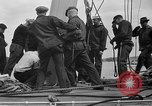 Image of Launching of the J-Class yacht, Ranger Bath Maine USA, 1937, second 53 stock footage video 65675051412