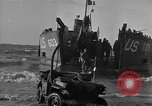 Image of Allied troops Normandy France, 1944, second 6 stock footage video 65675051418