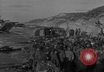 Image of Allied troops Normandy France, 1944, second 61 stock footage video 65675051418