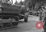 Image of American half tracks Normandy France, 1944, second 14 stock footage video 65675051423