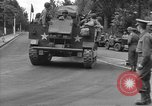 Image of American half tracks Normandy France, 1944, second 20 stock footage video 65675051423