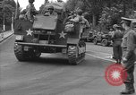 Image of American half tracks Normandy France, 1944, second 21 stock footage video 65675051423