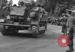 Image of American half tracks Normandy France, 1944, second 22 stock footage video 65675051423