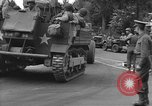 Image of American half tracks Normandy France, 1944, second 23 stock footage video 65675051423