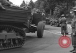 Image of American half tracks Normandy France, 1944, second 26 stock footage video 65675051423