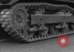 Image of American half tracks Normandy France, 1944, second 38 stock footage video 65675051423