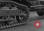 Image of American half tracks Normandy France, 1944, second 39 stock footage video 65675051423