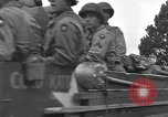 Image of American half tracks Normandy France, 1944, second 47 stock footage video 65675051423