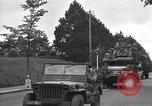 Image of American half tracks Normandy France, 1944, second 54 stock footage video 65675051423