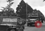 Image of American half tracks Normandy France, 1944, second 55 stock footage video 65675051423