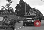 Image of American half tracks Normandy France, 1944, second 56 stock footage video 65675051423