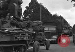 Image of American half tracks Normandy France, 1944, second 61 stock footage video 65675051423