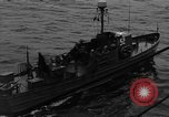 Image of Allied invasion crafts Atlantic Ocean, 1944, second 31 stock footage video 65675051429