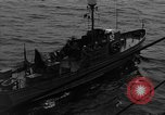 Image of Allied invasion crafts Atlantic Ocean, 1944, second 32 stock footage video 65675051429