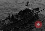Image of Allied invasion crafts Atlantic Ocean, 1944, second 33 stock footage video 65675051429