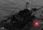 Image of Allied invasion crafts Atlantic Ocean, 1944, second 34 stock footage video 65675051429