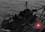 Image of Allied invasion crafts Atlantic Ocean, 1944, second 35 stock footage video 65675051429