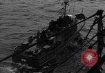 Image of Allied invasion crafts Atlantic Ocean, 1944, second 37 stock footage video 65675051429