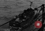 Image of Allied invasion crafts Atlantic Ocean, 1944, second 38 stock footage video 65675051429