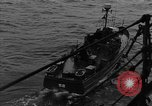 Image of Allied invasion crafts Atlantic Ocean, 1944, second 39 stock footage video 65675051429