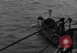 Image of Allied invasion crafts Atlantic Ocean, 1944, second 49 stock footage video 65675051429