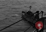 Image of Allied invasion crafts Atlantic Ocean, 1944, second 50 stock footage video 65675051429