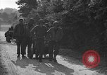 Image of American soldiers Cherbourg Normandy France, 1944, second 4 stock footage video 65675051432
