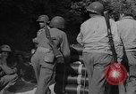 Image of American soldiers Cherbourg Normandy France, 1944, second 18 stock footage video 65675051432