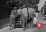 Image of American soldiers Cherbourg Normandy France, 1944, second 20 stock footage video 65675051432