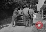 Image of American soldiers Cherbourg Normandy France, 1944, second 21 stock footage video 65675051432