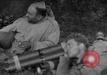Image of American soldiers Cherbourg Normandy France, 1944, second 38 stock footage video 65675051432
