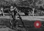 Image of American soldiers Cherbourg Normandy France, 1944, second 48 stock footage video 65675051432