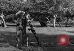 Image of American soldiers Cherbourg Normandy France, 1944, second 49 stock footage video 65675051432